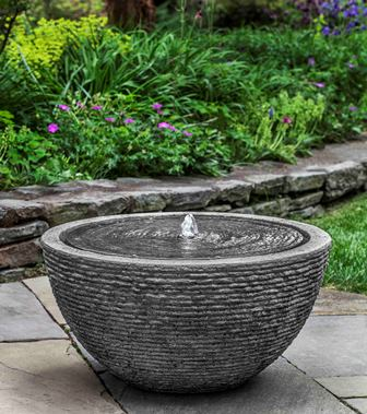 Fiber Cement Fountains