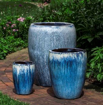 Glazed Containers
