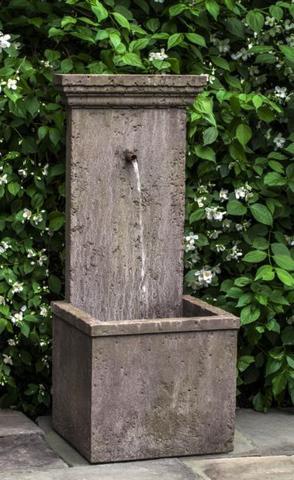 Marais Fountain