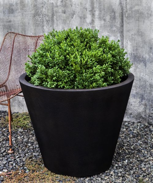 Davos Round Planters - available in 3 sizes