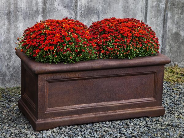 LeNotre Rectangle Planters - available in 2 sizes