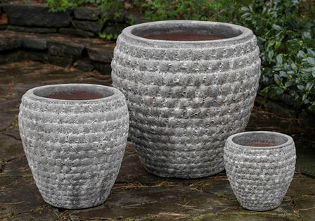 Coquilles Planter $740/Set of 3