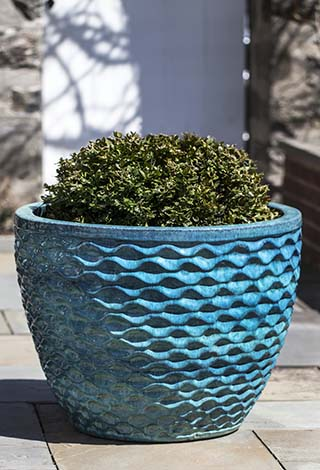 Honeycomb Planter $575/Set of 4