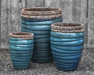 Guaracha - Beachcomber Aqua $535/Set of 3