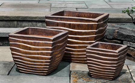 Square Ipanema Planter