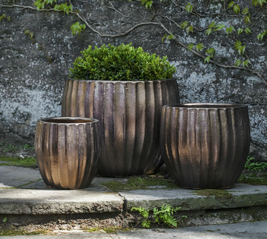 Estrella Planter $465/Set of 3