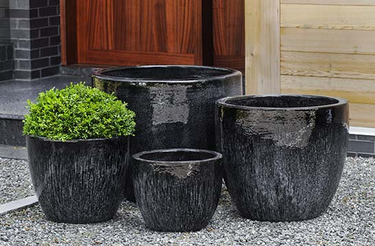 Marcel Planter $895/Set of 4