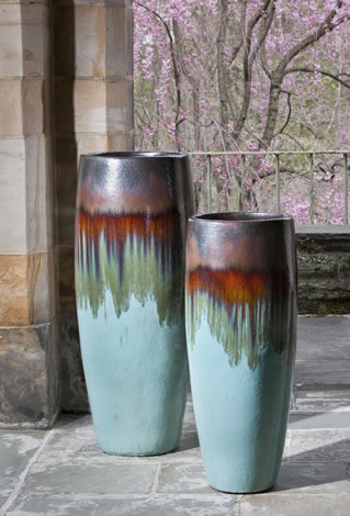 Sabine Tall Planter $520