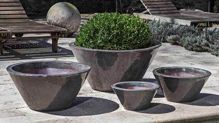 Brasilia Planter $550/Set of 4