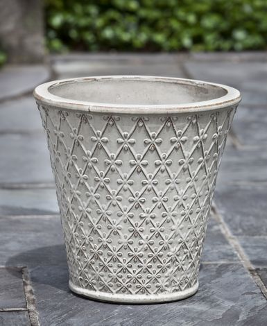 Trellis Weave Tall Planter $415/Set of 3