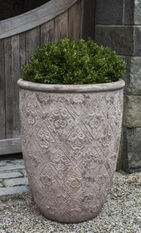 Jacquard Tall Planter