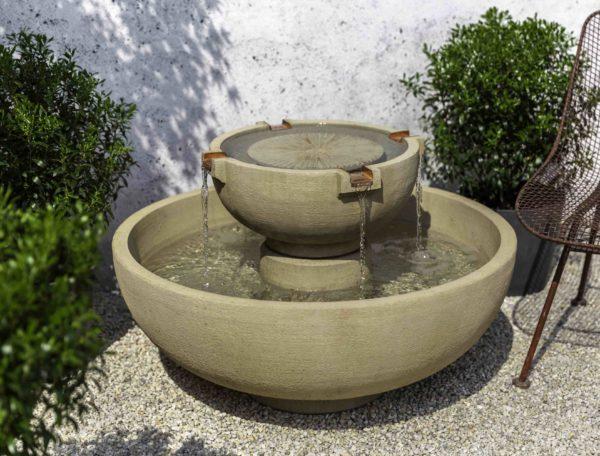 Del Rey Fountain, Small