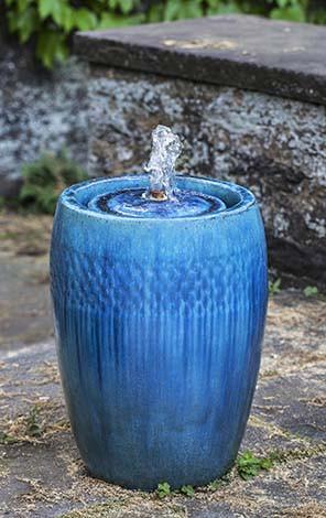 Short Malmo Fountain