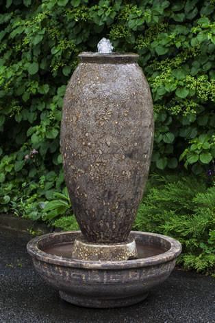 Thassos Fountain