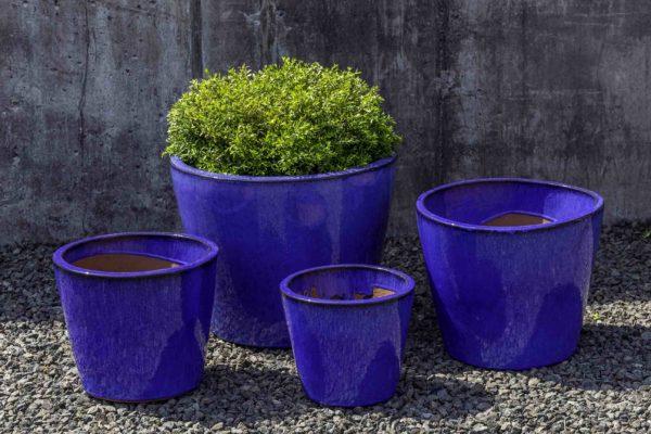 Portale Planter - Riviera Blue