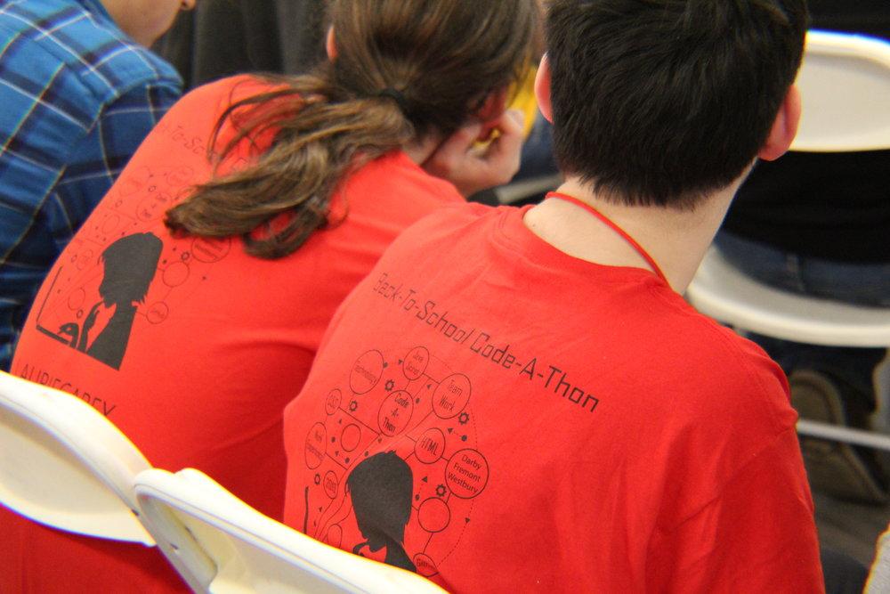TShirts designed by Anam Javaid