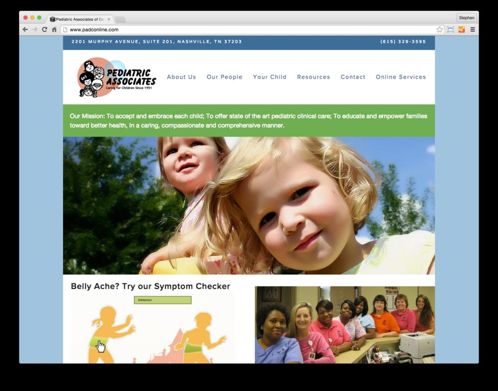 Pediatric Associates of Davidson County