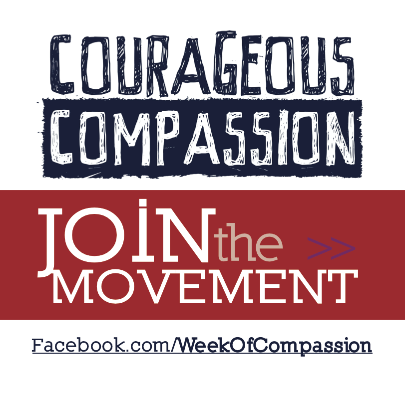 Week of Compassion Brochure