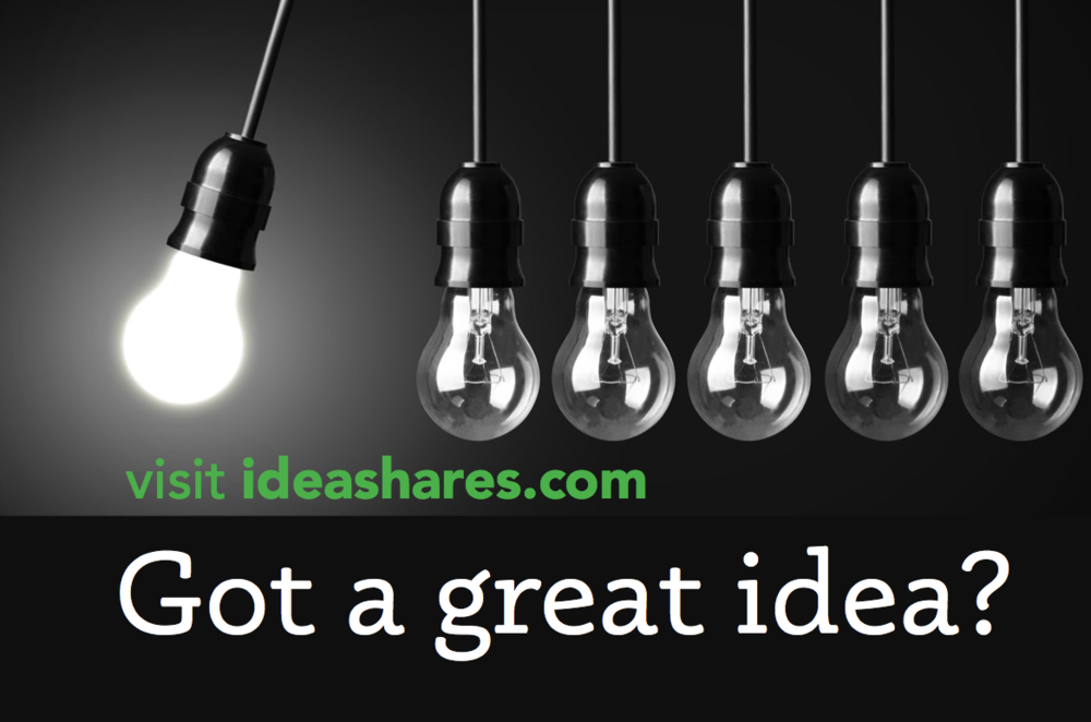 Ideashares Postcard