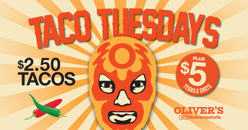 taco tuesday - astoria | queens