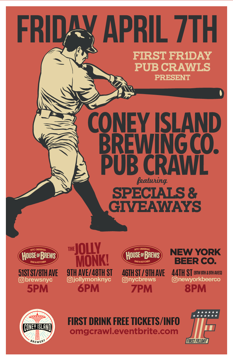 pub crawl nyc midtown