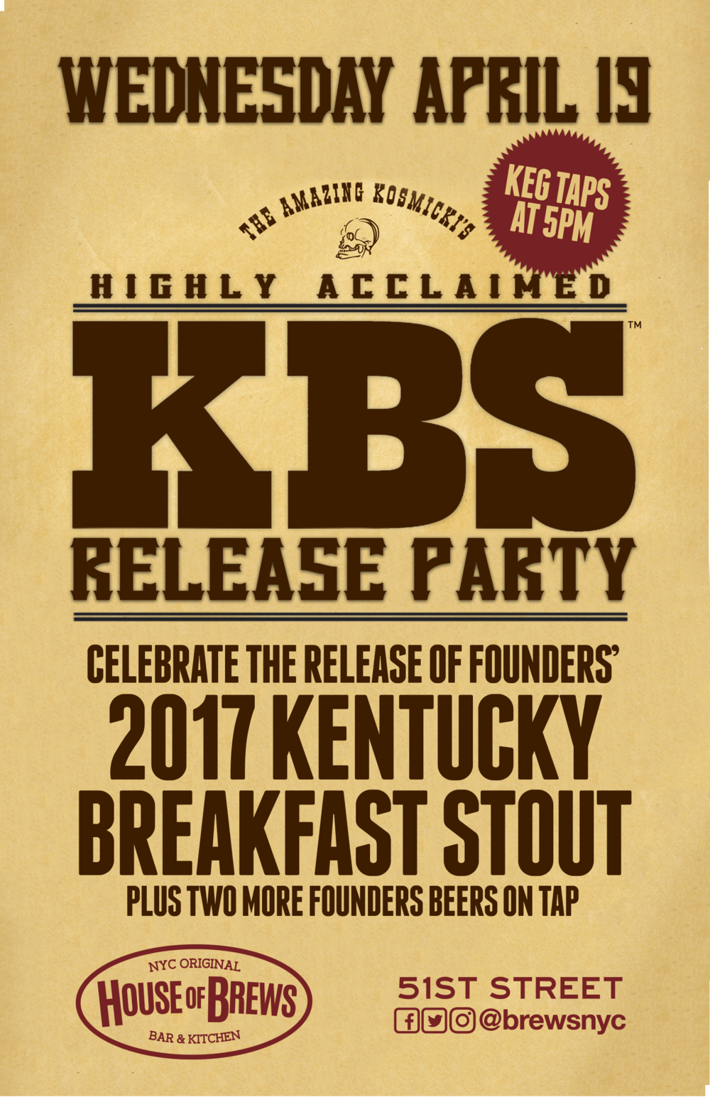 kbs 2017 release party nyc