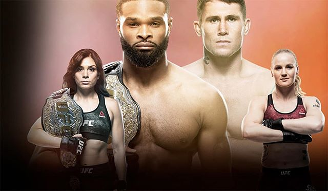 24 hours left to reserve a seat to watch #UFC228 with us for #nocovercharge  #WorldWelterweightChampionship #DarrenTill vs #TyronWoodley #WorldFlyweightChampionship  #NiccoMontano vs #ValentinaShevchenko  #HoB #MMA #UFC #brewsnyc