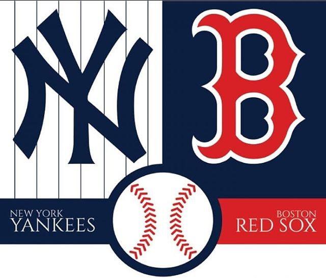 Come watch the game of rivals with us tonight at 7pm!! #Baseball #Yankees #redsox #brewsnyc #HoB #hellskitchen
