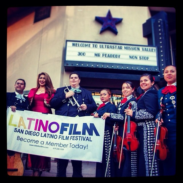 AVENUES @avenuesfilm has its special HBO gala screening with the cast and crew this Saturday, March, 2014 at 5:30pm at the world famous San Diego Latino Film Festival!!!!