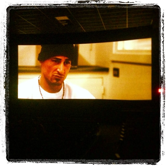 @AvenuesFilm screening right now at the San Diego Latino Film Festival!!! #sdlff
