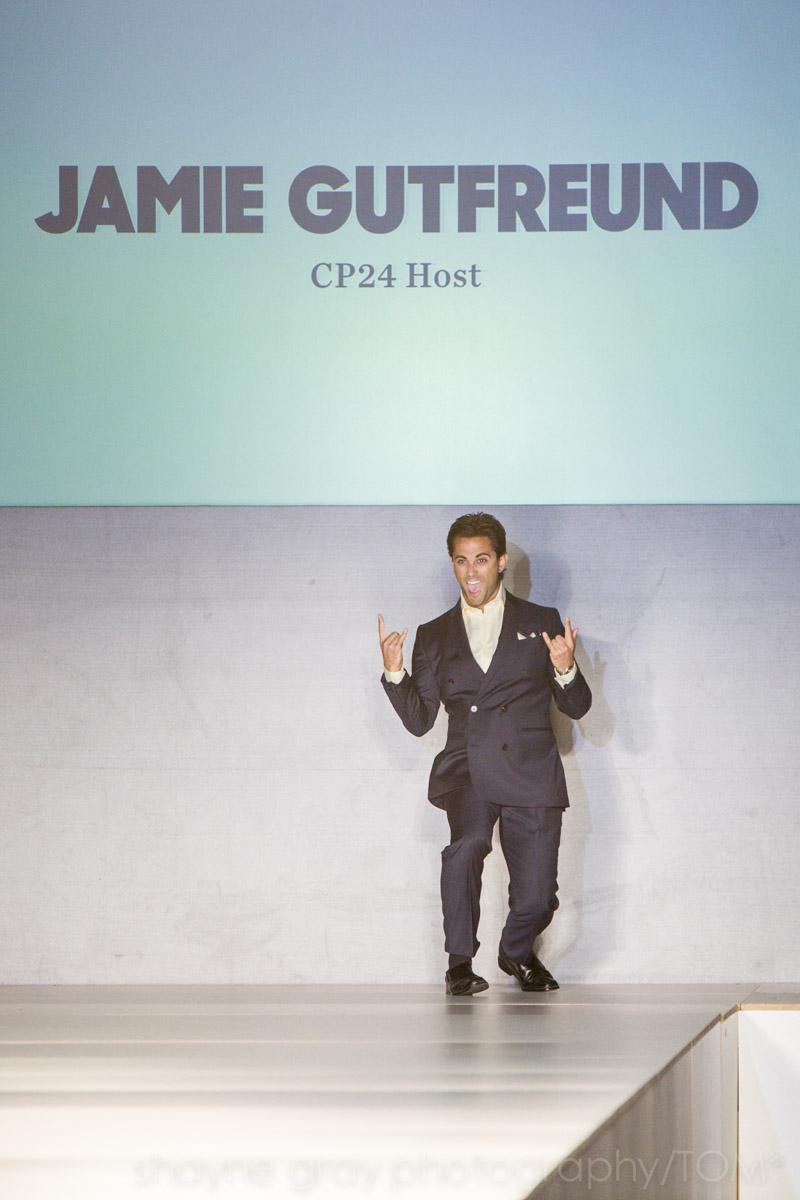 Jamie Gutfreund, CP24 host