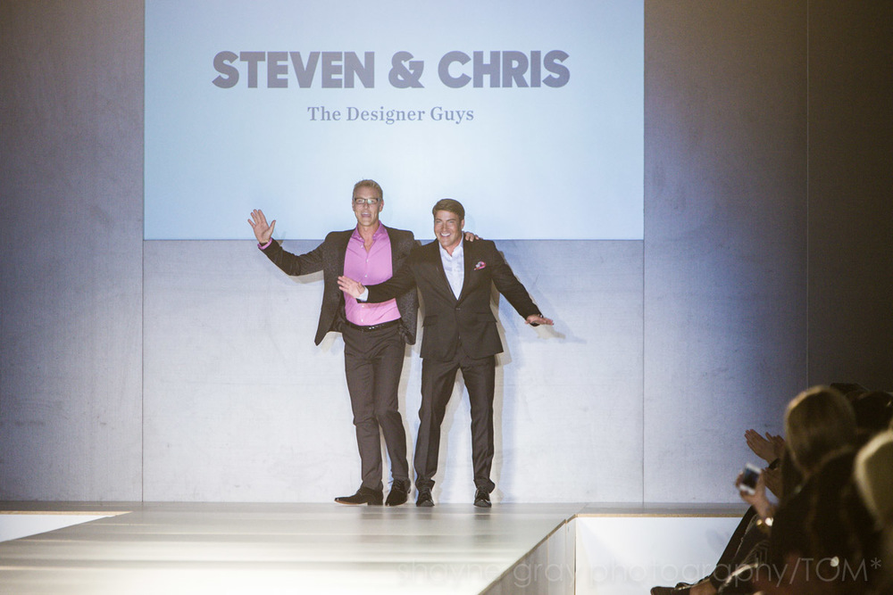 Steven and Chris, The Designer Guys