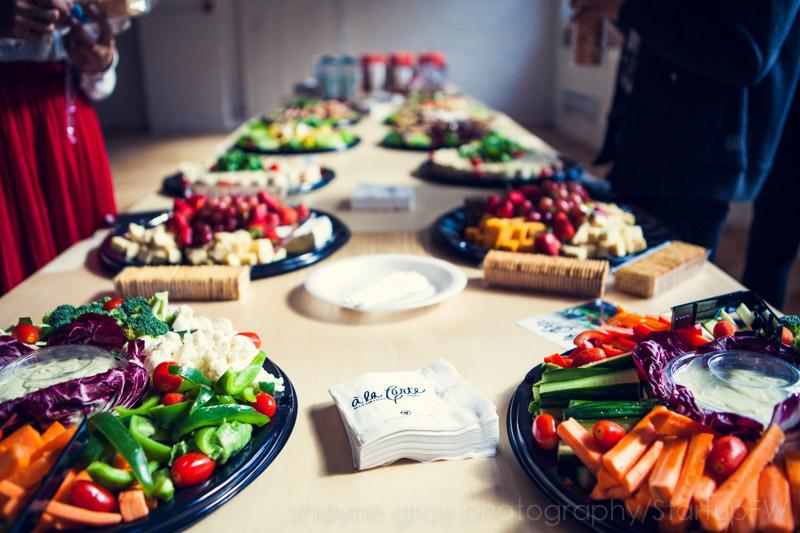 Food by  à la Carte Kitchen
