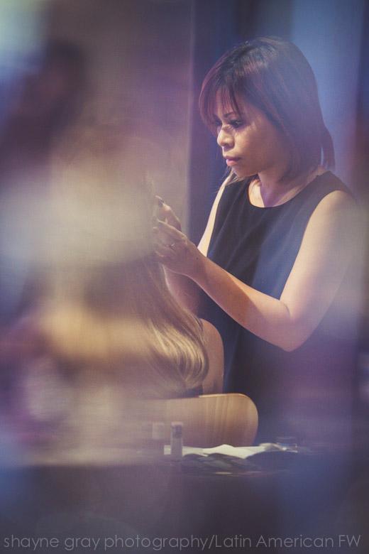 Makeup artist,Sophia Chau Hoang
