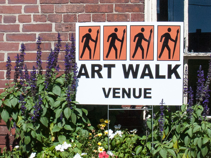 ArtWalk 2014 is coming! Register as an exhibitor now!