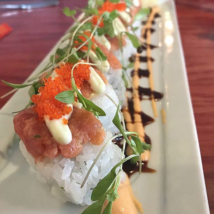 Sushi Party for Eight at Surf - Michael Buckley and his team of sushi chefs at Surf in downtown Nashua will be