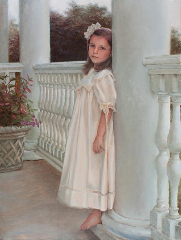 Amelia Portrait