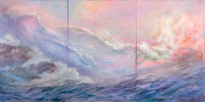 """""""Sea Dreams II"""" (Sold)"""