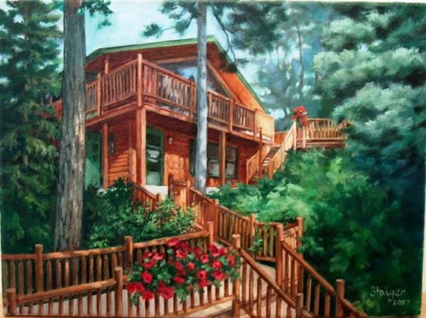 """John's House"" (commission)"