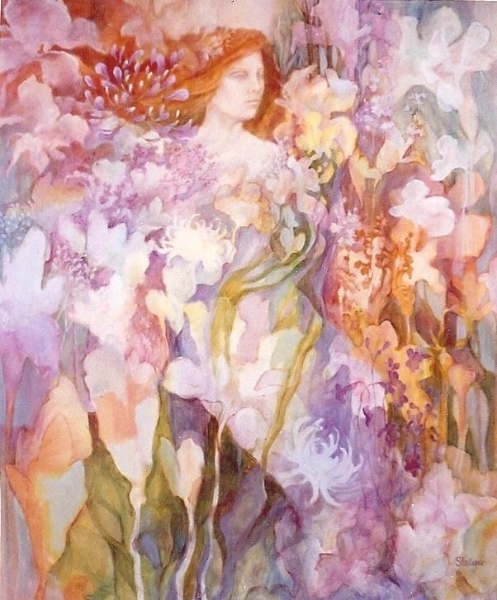 """Persephone I"" (sold)"