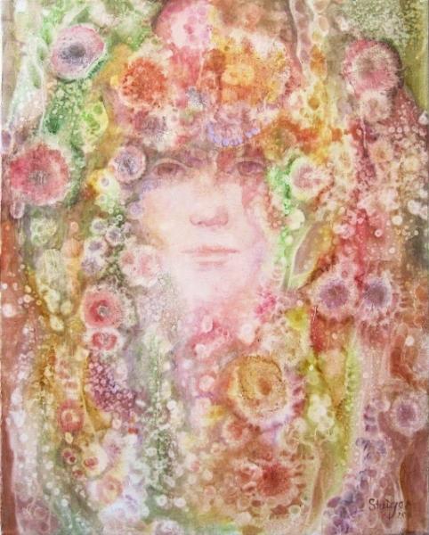 """Flora"" (sold)"