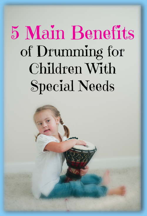 5 Main Benefits of Drumming For Children With SN