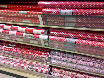 and hoblob dont mess around let me tell ya each roll of wrapping paper includes 100 square feet of paper that is a lot of wrapping - Hobby Lobby Christmas Wrapping Paper