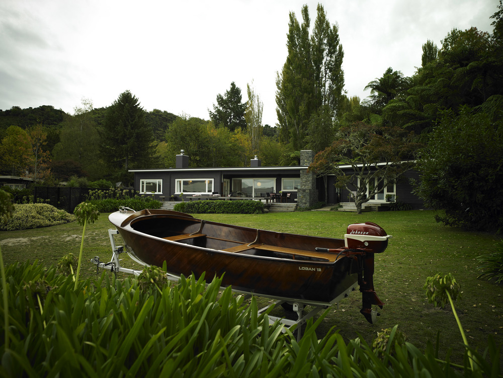 2. Tarawera Bach_Boat on Lawn_2 of 6.jpg