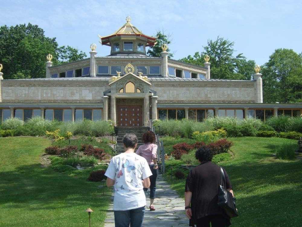 Local Buddhist Temple  |  Professor Certification