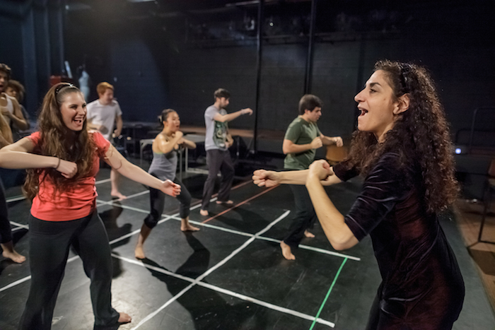 Storytelling through Movement, The Montclarion