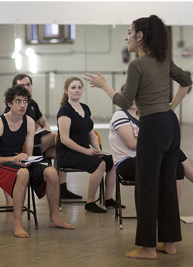 Immersion Class Teaches Millikin Theatre Students Creative Techniques, Millikin University Press
