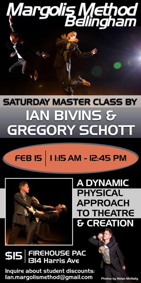 Margolis Method Bellingham Master Class
