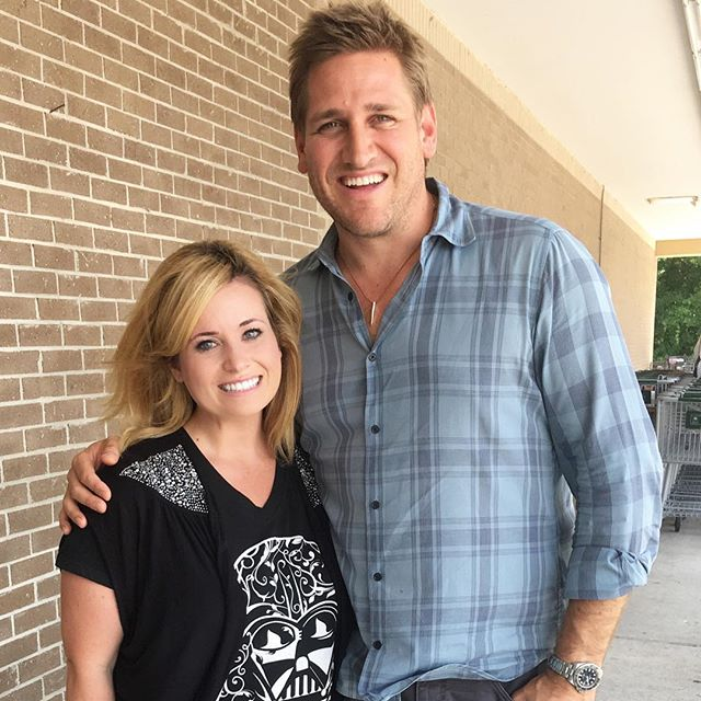 Male grooming on this stud. I never post picture of myself on here but 🙈. #curtisstone #chefsofinstagram #mua