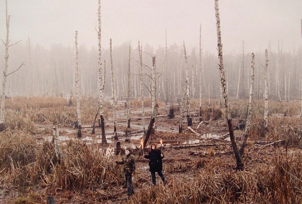 Swamp Walkers,2004